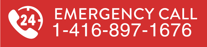 24/7 emergency call