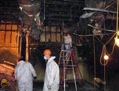 Fire and Smoke Damage Restoration Process Toronto