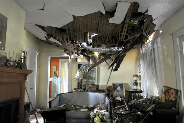 storm damage toronto