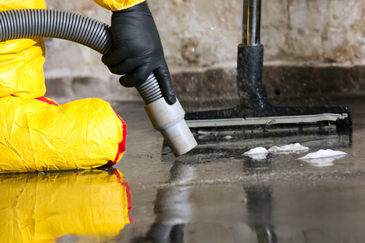Sewage Damage Clean Up Newmarket