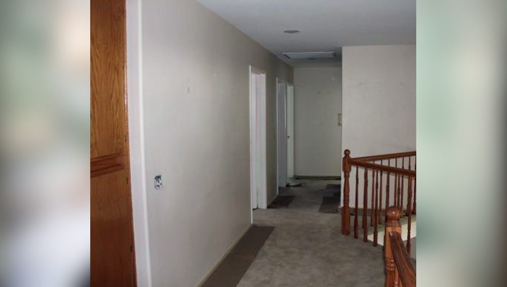 Before bathroom renovation Toronto